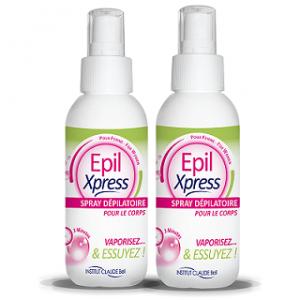 Sprays depilação feminina...
